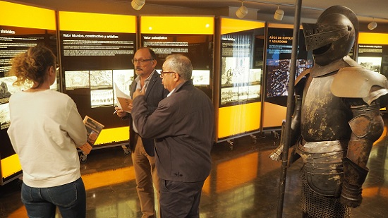 Patrimonio Histórico de Orihuela muestra la arquitectura defensiva de España a través de una exposición