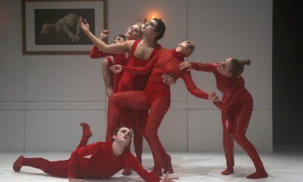 THE LAMB, danza sirviéndose del cuerpo como metáfora del pensamiento