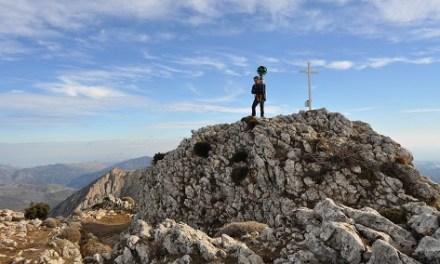 Las cumbres de la provincia de Alicante a vista de Google