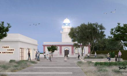 Xàbia projecta la rehabilitació per a obrir al públic el Far del Cap de Sant Antoni