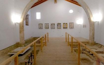 Visita guiada a l'antic cementeri i capella funerària de Xàbia