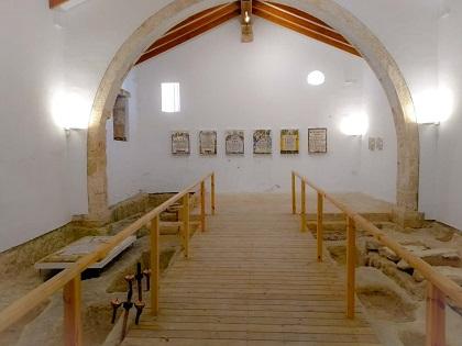 Visita guiada al antiguo cementerio y capilla funeraria de Xàbia