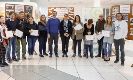 Inauguración de la exposición 'YES YOU CAN' sobre voluntariado en l'Alfàs