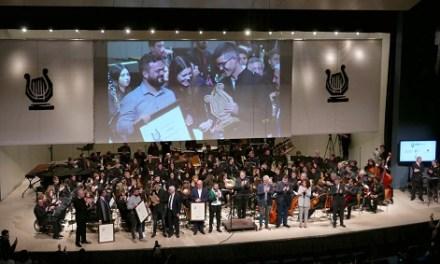L'Orquestra de Sopros Da Academia de Artes de Chaves de Portugal guanya la 46 edició del Certamen Internacional de Bandes de Música Vila d'Altea