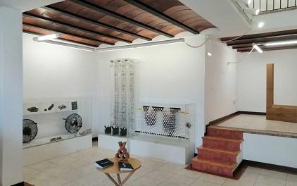 L'exposició d'Art Contemporani de la Generalitat 'Processos de transformació' ja es port visitar a Altea