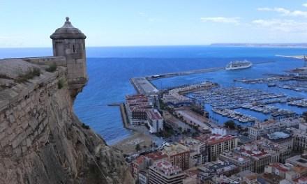 L'Ajuntament aprova restaurar el Baluard de la Mina al Castell de Santa Bàrbara d'Alacant