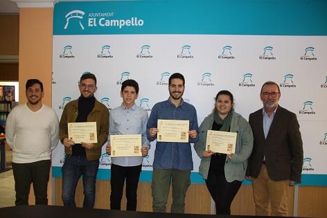 Lliurament de premis del XVII CONCURS DE LITERATURA JUVENIL de El Campello amb anunci de publicació d'un llibre en la XX Edició