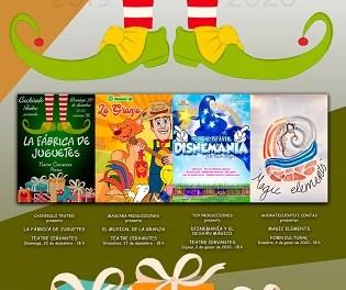 La XV edición del Marionetari de Petrer ofrecerá 4 espectáculos para los más pequeños en las próximas fechas navideñas