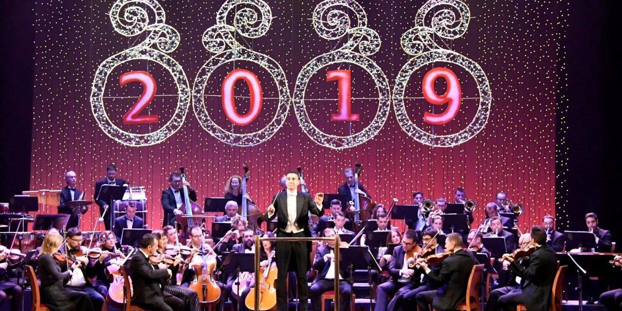 El Teatro Chapí de Villena despide 2019 con su gran concierto de fin de año.
