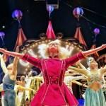 El pasado viernes Circlassica de Emilio Aragón aterrizó en el Teatro Principal de Alicante