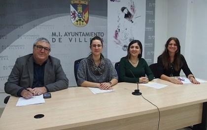 Les descatalogades inicien el cicle '8 Cultura i Dona' a Villena