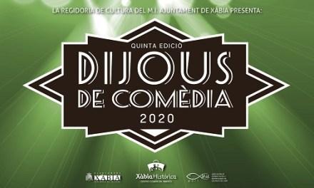 Xàbia busca humoristes amateurs per a la quinta edició del concurs Dijous de Comèdia