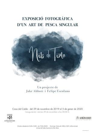 """Xàbia mostra el món dels Pesqueres amb l'exposició completa de """"Nits de Tinta"""""""