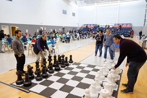 L'Alfàs fue sede del 10º Torneo de Ajedrez 'Ciudad de Alicante'
