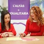 L'Alfàs lanza el I Concurso Artístico Semana de la Mujer Marzo 2020
