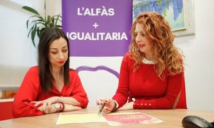 L'Alfàs llança el I Concurs Artístic Setmana de la Dona Març 2020