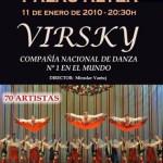 Virsky National Ensemble de Ucrania en el Palau de Altea este sábado