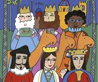 Más de 700 personas y una docena de carrozas participarán en la Cabalgata de Reyes 2020 de Elche