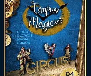Tempus Magicus. Circ, clowns, màgia i humor a l'Auditori de La Nucia