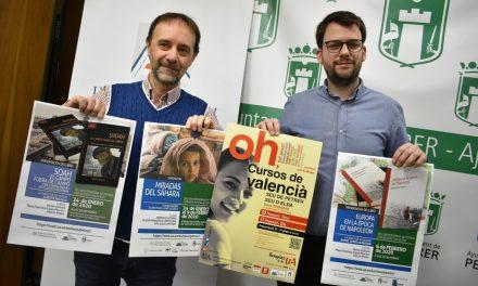 El filòsof Alberto Sucasas, premi Miguel d'Unamuno d'assaig, obri la nova programació de la Seu Universitària de Petrer