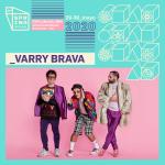 El pop bailable de Varry Brava llega a Spring Festival 2020
