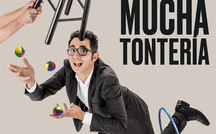 """Berto Romero con """"Mucha Tontería"""" agota todas las entradas en el Teatro Principal"""