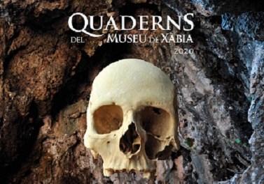 Nueva edición de Quaderns del Museu de Xàbia sobre prehistoria