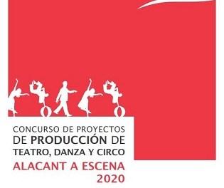 """La Regidoria de Cultura d'Alacant convoca el concurs per a la creació de tres produccions inèdites de teatre, dansa o circ que formaran part de la programació de la mostra """"Alacant a Escena 2020"""""""