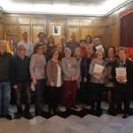 Margarita Company y Adoración León ganan el concurso literario de las Aulas de la Tercera Edad de Alcoy