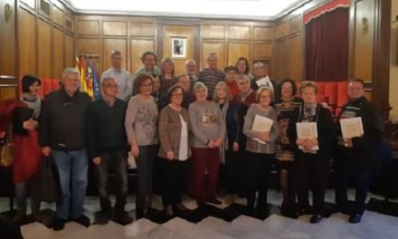 Margarita Company i Adoración León guanyen el concurs literari de les Aules de la Tercera Edat d'Alcoi