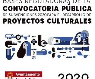 El Ayuntamiento de Alicante destina 37.000 euros a subvencionar el desarrollo de proyectos culturales