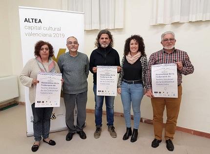 Altea acollirà la XXXIII Assemblea de la Federació de Teatre Amateur de la Comunitat Valenciana