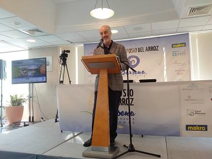 Alacant celebra el V Simposi de l'Arròs organitzat pel Dàrsena amb gran assistència de públic i participació d'Estreles Michelín