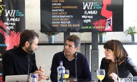 La Diputació presenta l'edició de Fijazz «All Stars» en la qual cobra protagonisme la presència d'artistes de reconeixement internacional