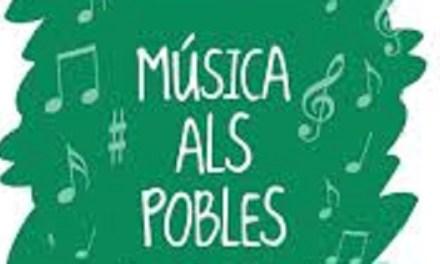 La Diputació d'Alacant porta la música als municipis i promociona les agrupacions locals amb més de 500.000 euros
