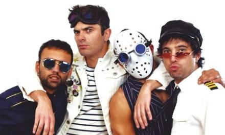 Las bandas Sureste y Punk Sailor este fin de semana en la Sala Euterpe