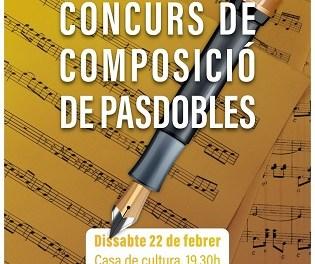 Finestrat se prepara para conocer el pasodoble ganador del concurso de composición que convoca el Centre Musical Puig Campana