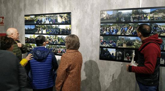 """Medi Ambient inaugura l'exposició fotogràfica de les """"Rutes Màgiques d'Ibi i els seus voltants 2019"""" i presenta noves rutes per a aquest 2020"""