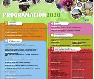 Medio Ambiente, la Estación Biológica Torretes y el Museo de la Biodiversidad de Ibi lanzan su programación 2020