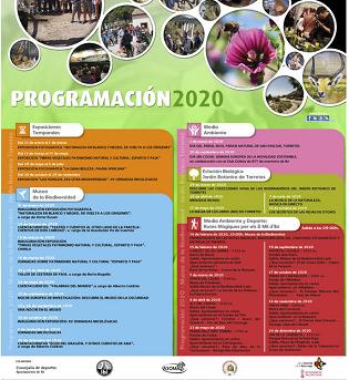 Medi Ambient, l'Estació Biològica Torretes i el Museu de la Biodiversitat d'Ibi llancen la seua programació 2020