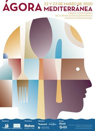 """""""Àgora Mediterrània"""" les jornades de la Revolució Gastronòmica Femenina Internacional"""