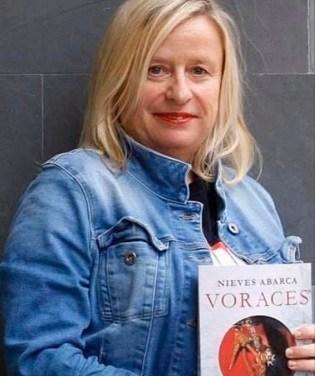 El ciclo NEGRONI Y CRIMINAL con la autora Nieves Abarca