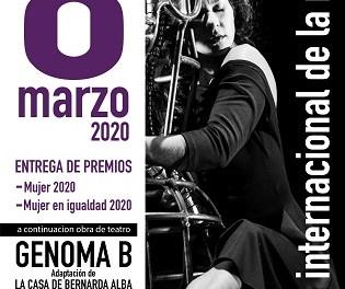 El 8 de març es commemora el Dia Internacional de la Dona amb una gala en el Teatre Municipal de Torrevella
