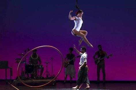 """L'espectacle de circ """"Yolo"""" arriba al Teatre Chapí de Villena"""