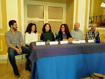 """""""La Langosta no se ha posado"""", l'obra guanyadora de la III Residència José Estruch del Teatre Principal d'Alacant"""