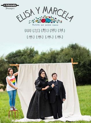 """Entradas gratuitas para la obra de teatro """"Elisa y Marcela"""", que se representará el sábado, 14 de marzo, en el Teatro Municipal de Torrevieja"""