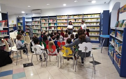 Xàbia abre las puertas de sus bibliotecas a los pequeños lectores