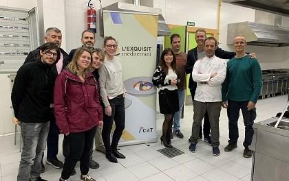El CDT Alcoi realiza su primer curso sobre formación práctica en gastronomía
