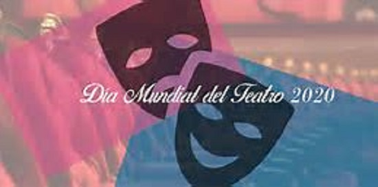 Celebrar el Día Mundial del Teatro y verlo desde casa