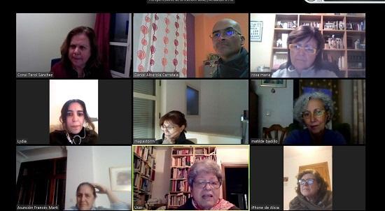 Èxit de la primera sessió de Club de la Lectura online del Campello, iniciativa que s'estén als joves